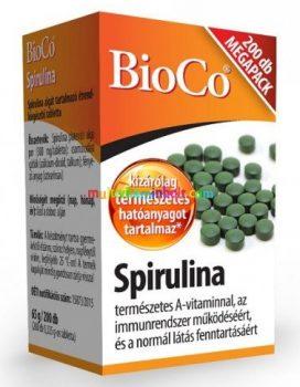 Spirulina-alga-200-db-tabletta-300-mg-megapack-Bioco