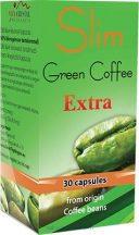Slim Green Coffee Extra 30 db - a zöld kávé erejével - Flavin 7