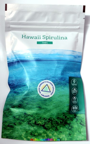 Hawaii-Spirulina-tabletta-200db-Organikus-Spirulina-mygreenlife-energy-alga