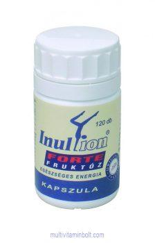 Inulion Forte Fruktóz 120 db kapszula - Flavin7