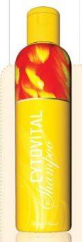 Cytovital Sampon 200 ml - gyógynövény kivonatokkal, viszkető fejbőrre, szöszösödő hajra - Energy