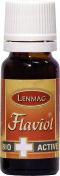 Flaviol Lenmagcsíra olaj 10 ml - Flavin7