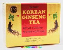 Koreai-ginseng-instant-tea-10-db-tasak-korean-ginzeng