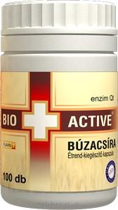 Vita+Active Búzacsíra kapszula 100 db - Flavin7