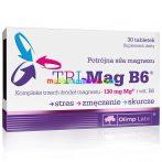 Tri-Mag-B6-30-db-tabletta-3-fele-magneziumsoval-Olimp-labs