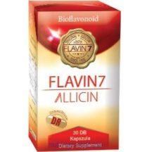 Flavin7 Allicin (30db) - flavionok és fokhagyma - Flavin 7