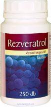 Rezveratrol kapszula 250 db - Flavin 7