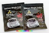 Ayura Herbal Black Coffe instant  Fekete gyógykávé, ganodermával, 1 tasak