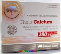 Chela-Calcium-D3-vitaminnal-szerves-kalcium-280mg-30db-kapszula-OlimpLabs