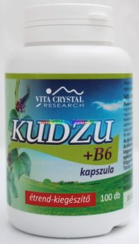 Kudzu + B6 kapszula 100 db - izoflavonidokkal - Flavin7