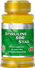 Spiruline-500-Star-60-db-tabletta-spirulina-alga-starlife
