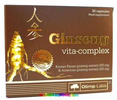 Ginseng-Vita-Complex-30-db-kapszula-ginzeng-olimp-labs