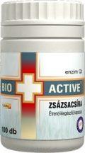Bio+Active Zsázsacsíra kapszula 100 db - Flavin7
