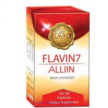 Flavin7 Alliin (30db) Flavin7 bioflavonoid komplex + Alliin! - Flavin 7