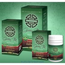 Green Tea Borsmenta (100 g) - Crystal Longevity