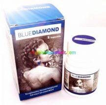 Erős potencianövelő  kapszula - Blue Diamond