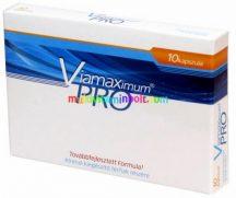 VIAMAXimum-PRO-10-db-kapszula-ferfiaknak