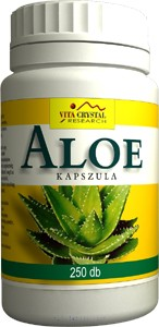 AloeVera kapszula (250 db) - Flavin 7