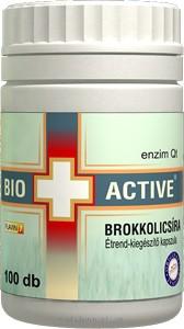 Vita+Active Brokkolicsíra kapszula 100 db - Flavin7