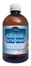 Crystal Silver Natur Power 500 ml ezüst oldat, kolloid - Vita Crystal