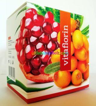 Vitaflorin kapszula 90 db kapszula - Természetes vitaminbomba, multivitamin -  Energy