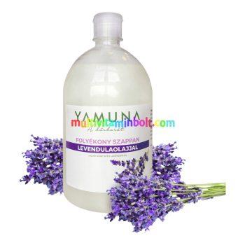 Folyékony szappan levendulaolajjal - 1000ml