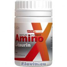 Amino L-Taurin kapszula (100 db) étrend-kiegészítő kapszula polifenol tartalommal - Flavin 7