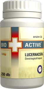 Vita+Active Lucernacsíra kapszula 250 db - Flavin7