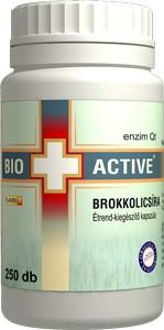 Vita+Active Brokkolicsíra kapszula 250 db - Flavin7
