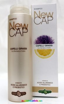 newcap-sampon-250ml-zsiros-hajra-CAPELLI-grassi-bojtorjan-cedrus-erbavita