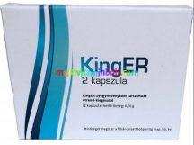 KingER-2-db-potencianovelo-vagyfokozo-merevedes-segito-kapszula-Ferfiaknak