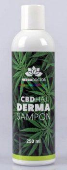CBD-sampon-250-ml-hajhullas-tapanyag-koncentratum-hajnovekedes-korpa-herbadoctor