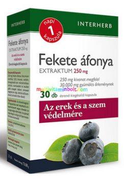 Napi1-Fekete-afonya-Extraktum-250-mg-30-db-kapszula-szem-errendszer-interherb