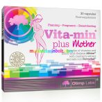 Vita-Min-Plus-mother-mama-Multivitamin-30-db-kapszula-szerves-olimp-labs