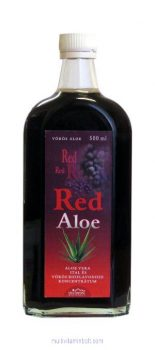 Red Aloe 500 ml - az aloe hatóanyagaival - Flavin7
