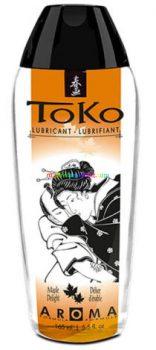 Toko-aroma-Lubricant-165-ml-maple-delight-vizbazisu-sikosito-juharszirup-shunga