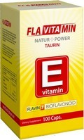 Flavitamin E  100 db kapszula, 10mg E-vitamin, flavonoidokkal  - Flavin7