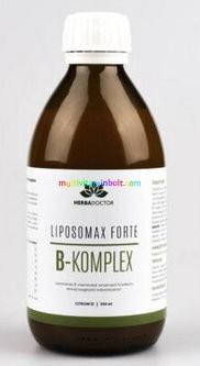 Liposomax-forte-b-komplex-b-vitaminok-liposzomas-etrendkiegeszito-herbadoctor