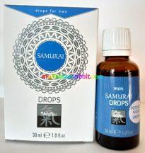 SAMURAI-drops-for-men-30-ml-ferfi-izgato-vagyfokozo-cseppek-shiatsu-hot