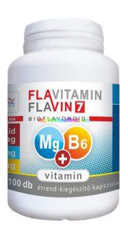 Flavitamin-Magnezium-b6-vitamin-100-db-kapszula-Flavin7