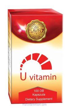 Flavin U-vitamin (100db) - Flavin 7