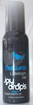 Joy-Drops-natural-Lubricant-gel-100-ml-Sikosito-termeszetes-ovszerrel-is