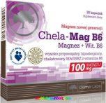 Chela-Mag-B6-30-db-kapszula-kelatkotesu-szerves-magnezium-olimp-labs