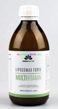 Liposomax-forte-Multivitamin-Liposzomalis-folyekony-etrendkiegeszito-300ml-herbadoctor
