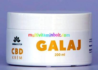 CBD-tejolto-galaj-krem-200ml-furunkulus-pajzsmirigy-pikkelysomor-ekcema-seb-herbadoctor