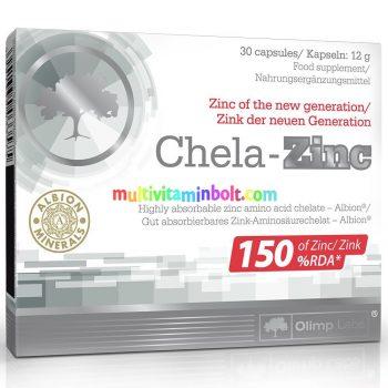 Szerves-Cink-60-db-tabletta-25-mg-Immunrendszer-pajzsmirigy-meddoseg-latas-hajhullas
