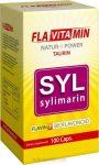 Flavitamin Sylimarin 100 db kapszula, taurinnal - Flavin7