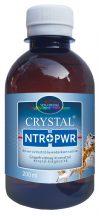 Crystal Silver Natur Power (ezüst oldat, kolloid) 200 ml - Vita Crystal