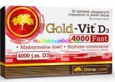 GOLD-VIT-D3-fast-4000NE-Olimp-Labs-30db-tabletta