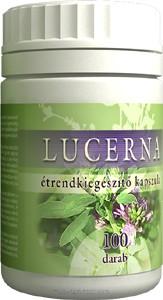 Lucerna kapszula 100 db - Flavin7